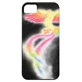 上昇のフェニックスのiPhone 5/5Sの場合 iPhone SE/5/5s ケース
