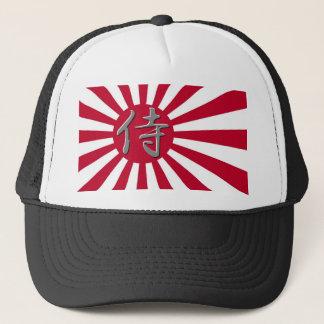 上昇の武士の帽子 キャップ
