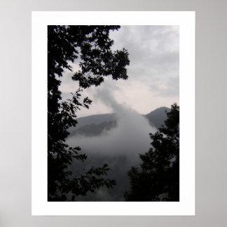 上昇の霧 ポスター