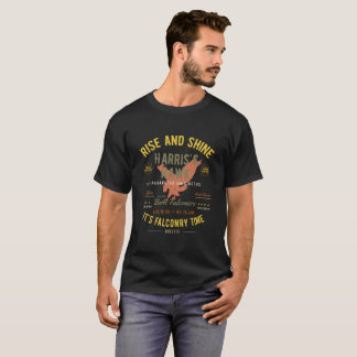 上昇はそれをです鷹狩の時間照らし、! Tシャツ