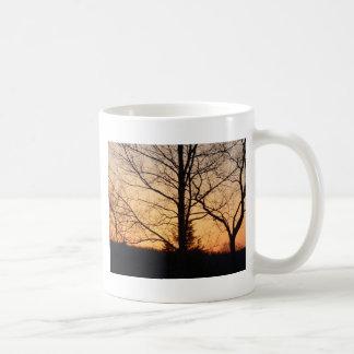 上昇ライト コーヒーマグカップ