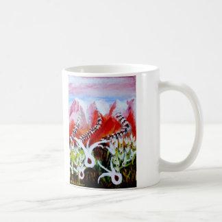 上昇 コーヒーマグカップ