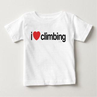 上昇 ベビーTシャツ