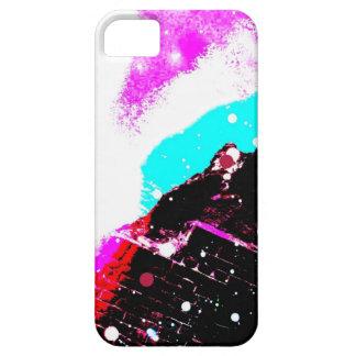 """""""上昇"""" VOIの写真の芸術の電話カバー iPhone SE/5/5s ケース"""