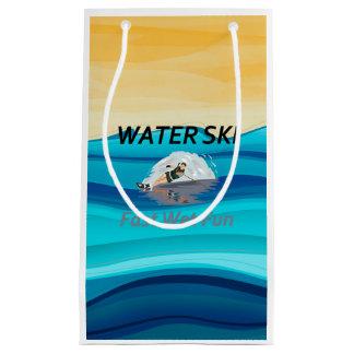 上水スキー スモールペーパーバッグ