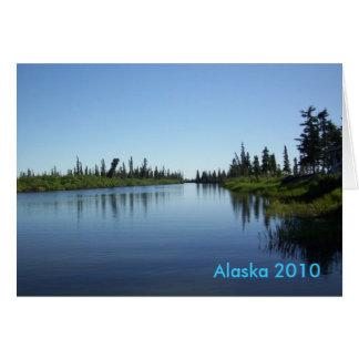上流のアラスカ2010年 カード