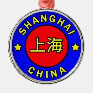 上海の中国のオーナメント メタルオーナメント