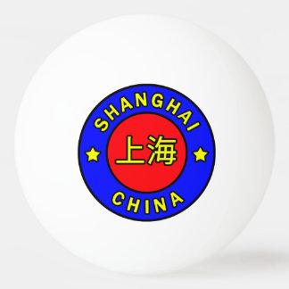 上海の中国 卓球ボール