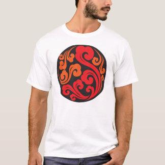 上海の月の中国のなビストロ及びバー04 Tシャツ