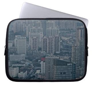 上海の霞 ラップトップスリーブ