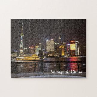 上海浦東新区の中国 ジグソーパズル