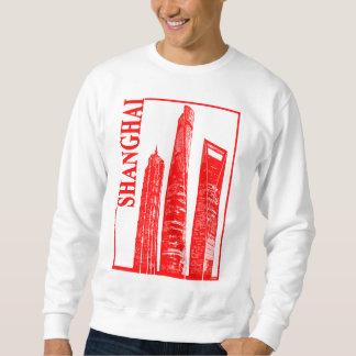 上海 スウェットシャツ