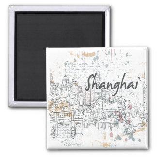 上海 マグネット