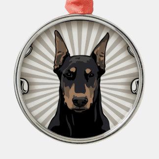 上等のギフトの私の犬 メタルオーナメント
