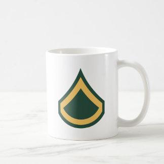 上等兵 コーヒーマグカップ