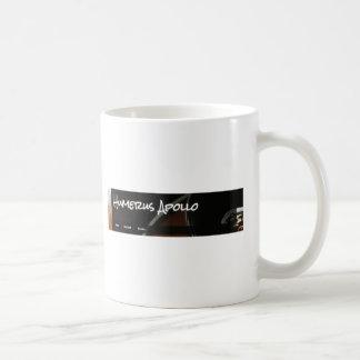 上腕骨のアポロブログのロゴ コーヒーマグカップ
