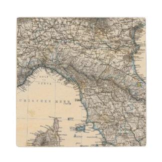 上部および中央イタリア ウッドコースター