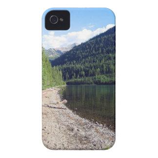 上部のKintla湖、グレーシャー国立公園 Case-Mate iPhone 4 ケース