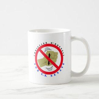 上院のためのクリスティーン コーヒーマグカップ