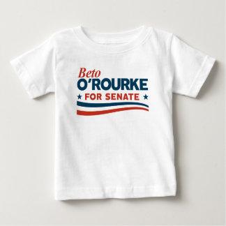 上院のためのBeto O'Rourke ベビーTシャツ