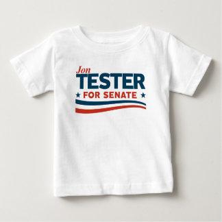 上院のためのJonのテスター ベビーTシャツ