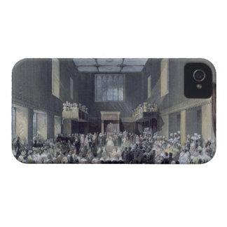 上院、Sessioを開ける陛下 Case-Mate iPhone 4 ケース