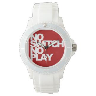 上Blaqスイッチスポーツの腕時計無し 腕時計