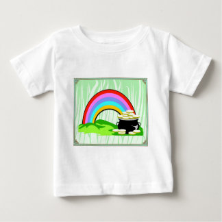 上morning4.jpeg ベビーTシャツ