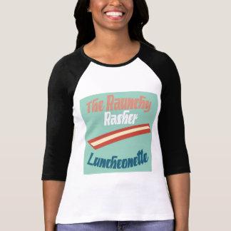 下劣なRasherのLuncheonette Tシャツ