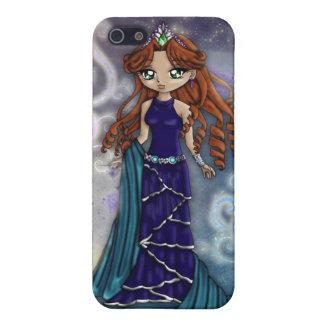 下層社会のiPhoneの例の女王 iPhone 5 ケース