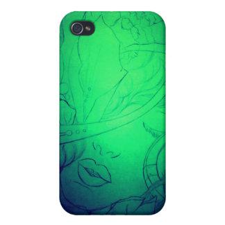 下層社会 iPhone 4/4S CASE