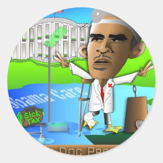 下肢が不自由なDOCの大統領 ラウンドシール