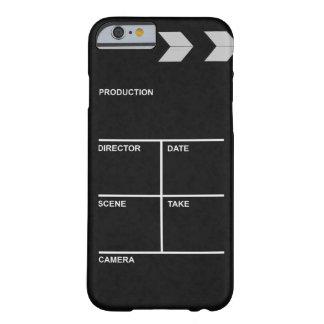 下見板の映画館 BARELY THERE iPhone 6 ケース