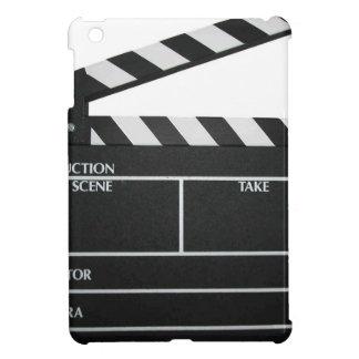 下見板映画石板のクラッパーのフィルム iPad MINI カバー