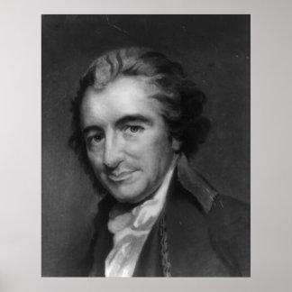 下記によってトマス・ペイン: Auguste Millièreのプリント ポスター