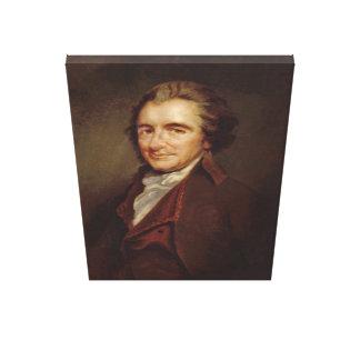 下記によってトマス・ペイン: Auguste Millière キャンバスプリント
