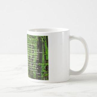 下記によって木: ジョイスKlimer コーヒーマグカップ