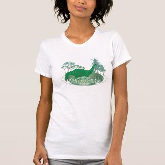 下記によって設計されているBrontosaurusのTシャツ: RokCloneDesigns Tシャツ
