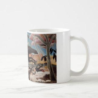 不一致の戦争か乗車 コーヒーマグカップ