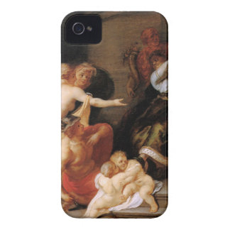 不一致は芸術およびScience Theodoor van Thuldeを排出します Case-Mate iPhone 4 ケース