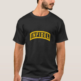 不信心なレーンジャータブ Tシャツ