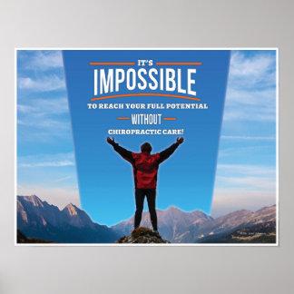 不可能なポスター ポスター