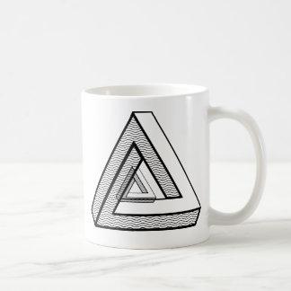 不可能なマグ コーヒーマグカップ