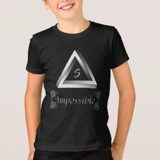 不可能な三角形 Tシャツ