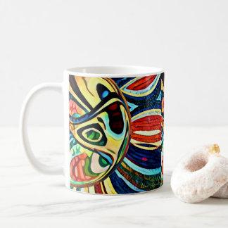 不可能な形成 コーヒーマグカップ