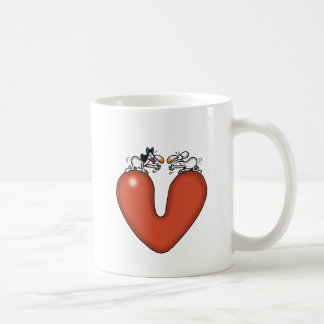 不可能な愛-愛ギャップ コーヒーマグカップ