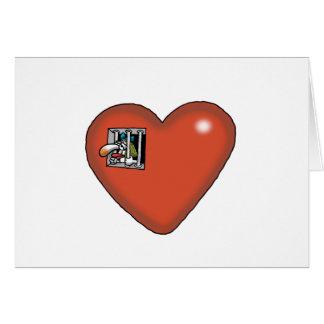 不可能な愛-愛囚人 カード