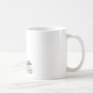 不可能な愛-愛援助 コーヒーマグカップ