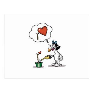 不可能な愛-成長する愛 ポストカード