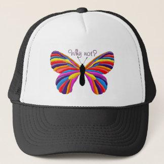 不可能な蝶-なぜないか。 キャップ